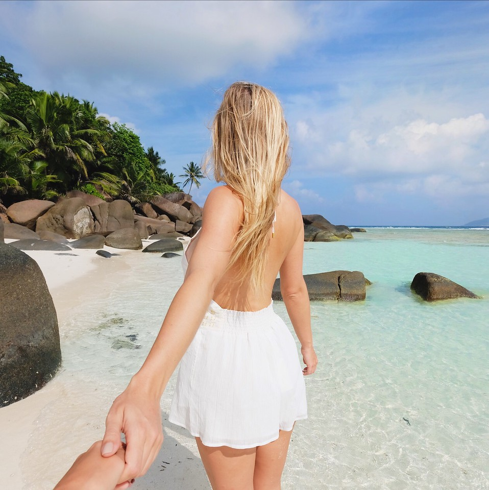 Hilton Labriz on Silhouette Island