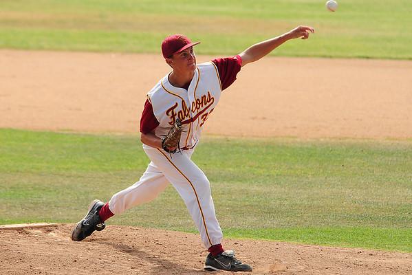 Torrey Pines JV Baseball vs Fallbrook, May 18, 09
