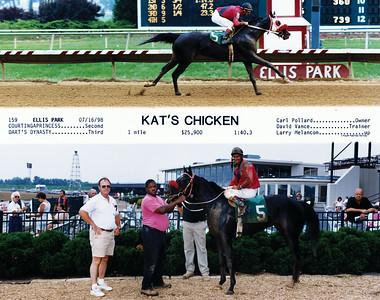 KAT'S CHICKEN - 7/16/1998