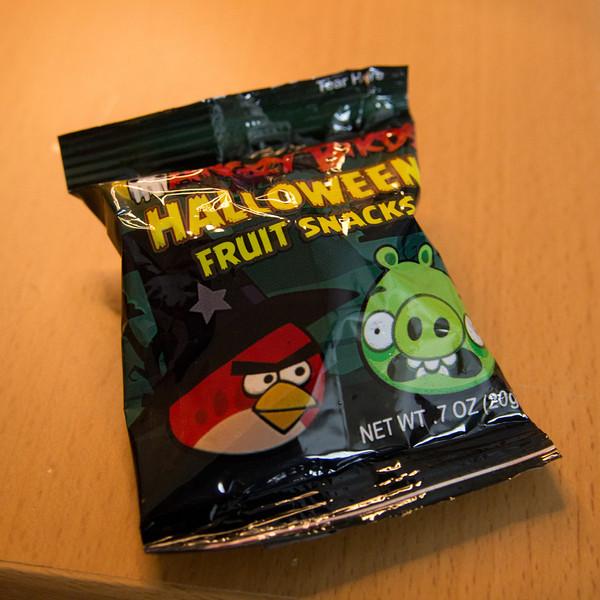 10/19/2012 - Angry snacks