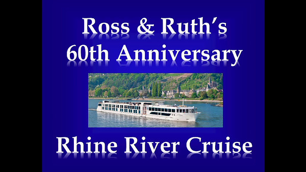 Rhine River Cruise Slideshow