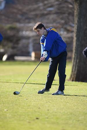 Boys Varsity Golf –2018