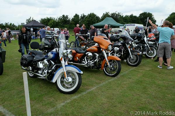 Baston Car Show - July 2014