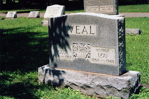 Grave Stones with Food Names