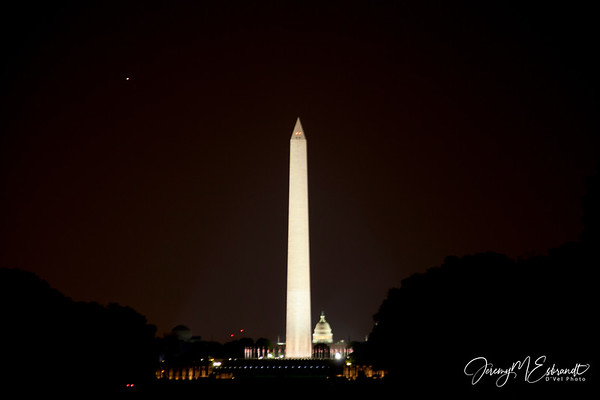 Washington DC Night Shots
