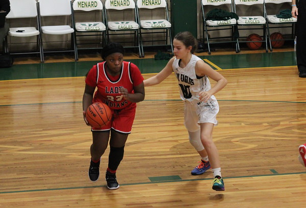 Girls Basketball (Tioga)