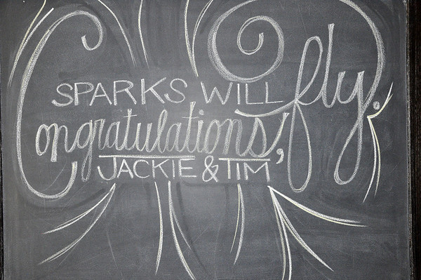 SPARKS WILL FLY: JACK AND JILL