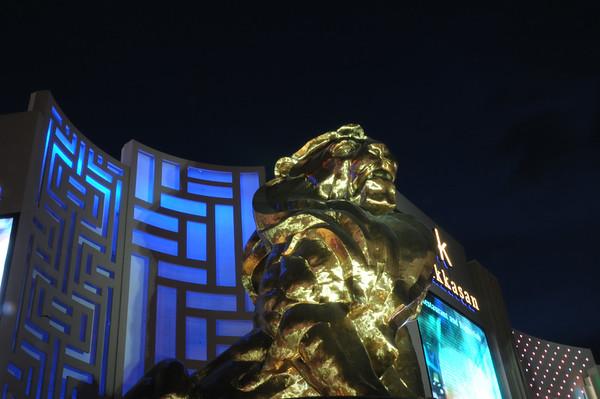 Mann Vegas 2014