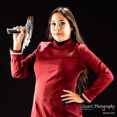 Star Trek Officer