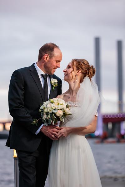 Tara and Dave - Wedding