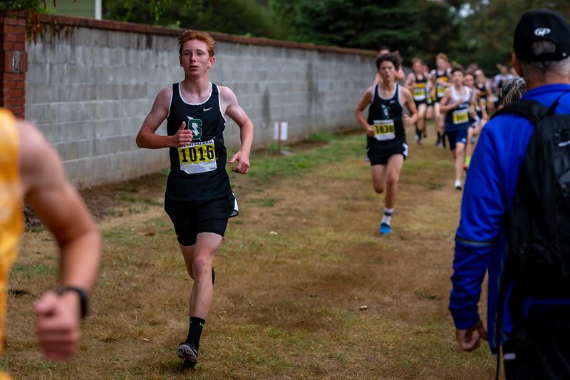 Spartan Invite XC race