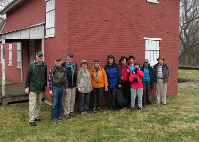 C&O Canal Assn Continuing Hike Series (Brunswick) 3/30/2014