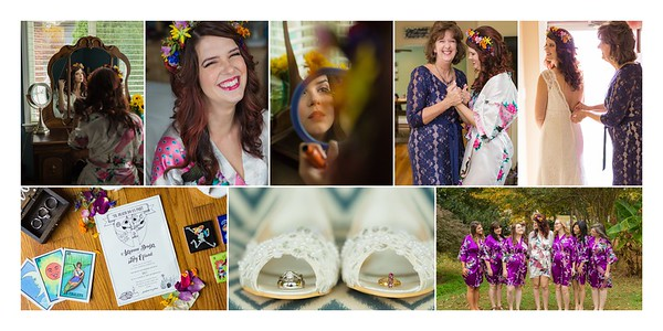 Adrienne & Trey's Wedding Album