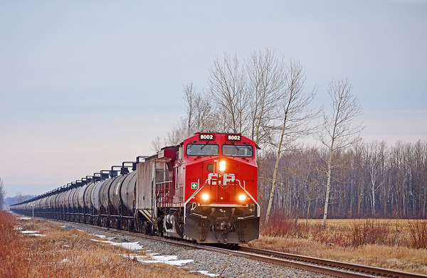 Canadian Pacific 650, Lacolle, Quebec, December 29 2019.