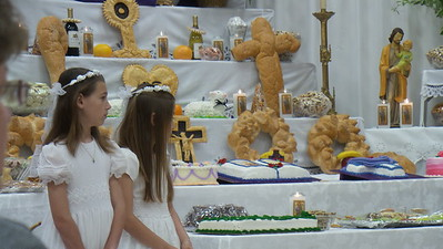 2017 St Joseph's Altars