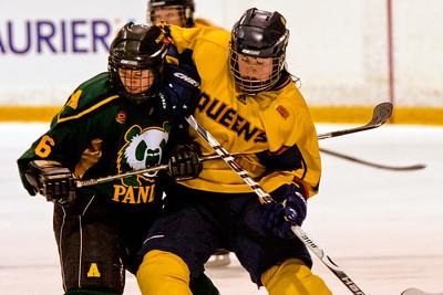 Women's Hockey - Queen's vs. Alberta 20110311