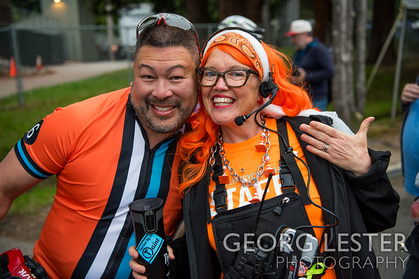 AIDS/Lifecycle 2019 - Day 2