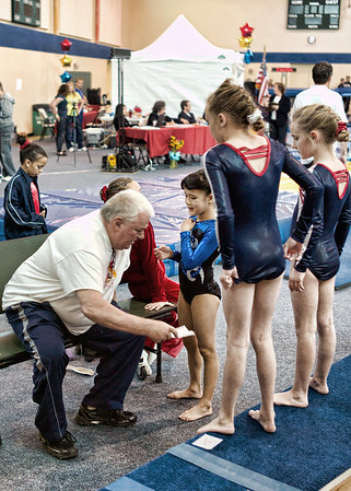 Gymnastics West Coast Regionals