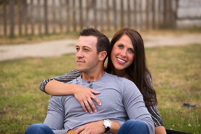 Lanni and Danny engagement photos