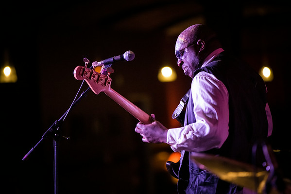 Charnett Moffett Trio: Spirit of Sound @ Catalina's Jazz Club