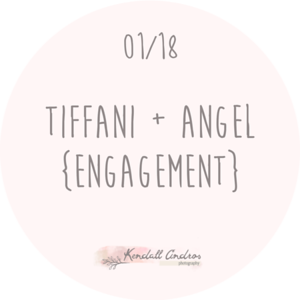 Tiffani + Angel