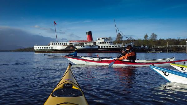 Loch Lomond Sessions