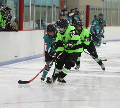 Green Bay VS  Beloit 01/23/2010