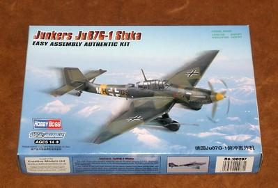 Hobbyboss Ju87G-1
