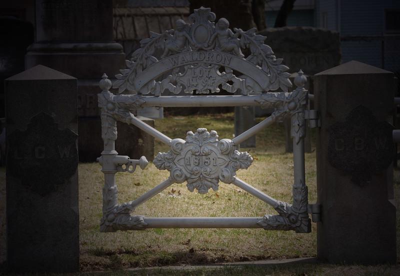 Memory Garden 5 - Bound Brook Presbyterian Cemetery