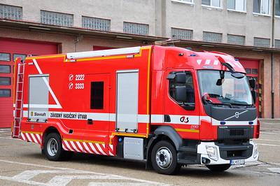 Industrial Fire & Rescue Service / Závodný Hasičský Utvar