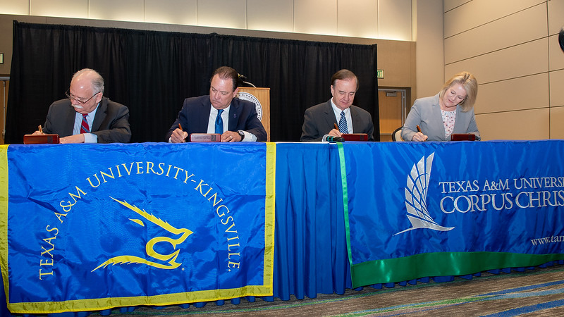 The Texas A&M University System and the Texas Department of Family and Protective Services have announced a new pilot program focused on supporting and improving higher ed success for young adults in extended foster care. Texas A&M-Corpus Christi and Texas A&M University - Kingsville will be the first college campuses in Texas to administer Supervised Independent Living (SIL) services.  Read the full article here: http://bit.ly/2K8BWac