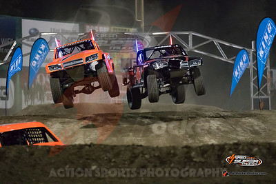 2018 January Season Opener - Stadium Super Trucks