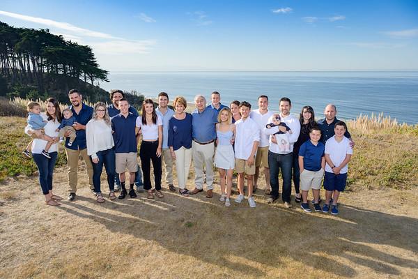 Jean E Family @ North Bluff of Seascape Resort, Aptos