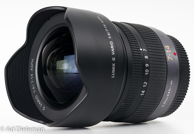 Panasonic G Vario 7-14mm 1:4