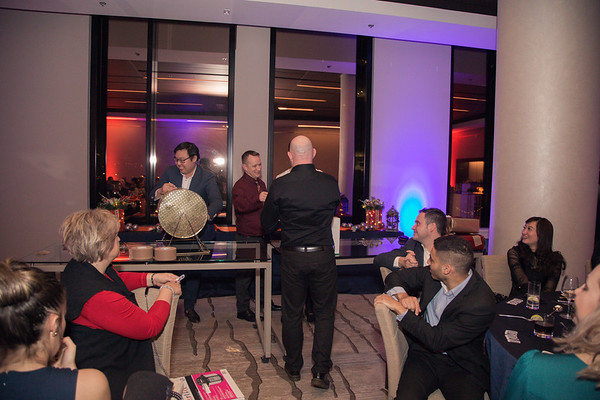 Ocean Quality Holiday Party - Photographer