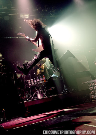 Airbourne - Electric Ballroom