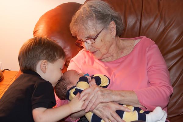 Grandma Betty