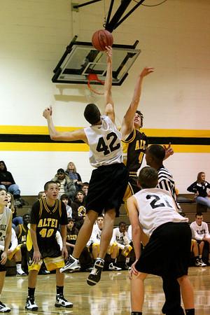 2009-12-10 Freshman Gold vs Alter