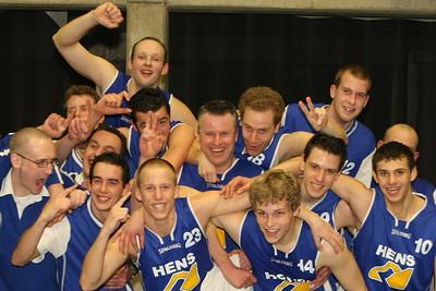 BBC WW 2009 - 1ste ploeg