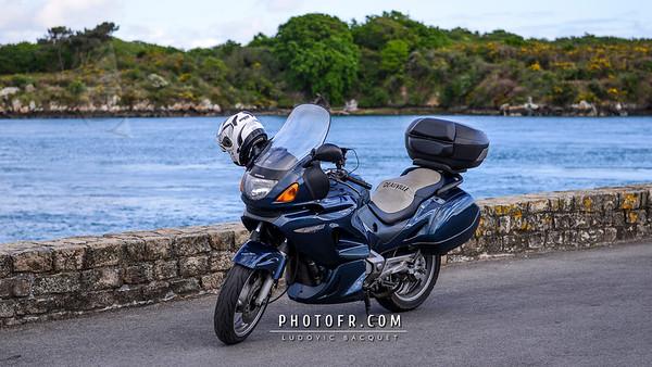 2017 Apr 15 - Honda Deauville 2000