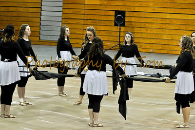 Northwest HS Winter Guard
