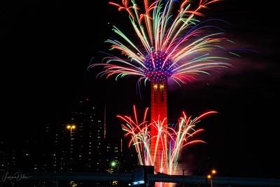 Fireworks 1-1-2019