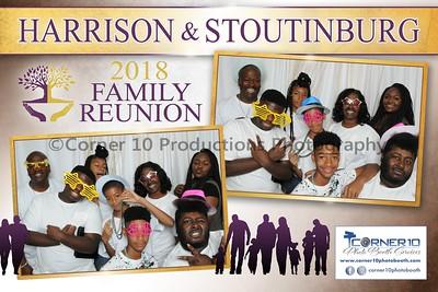 Harrison & Stoutinburg 2018 Family Reunion
