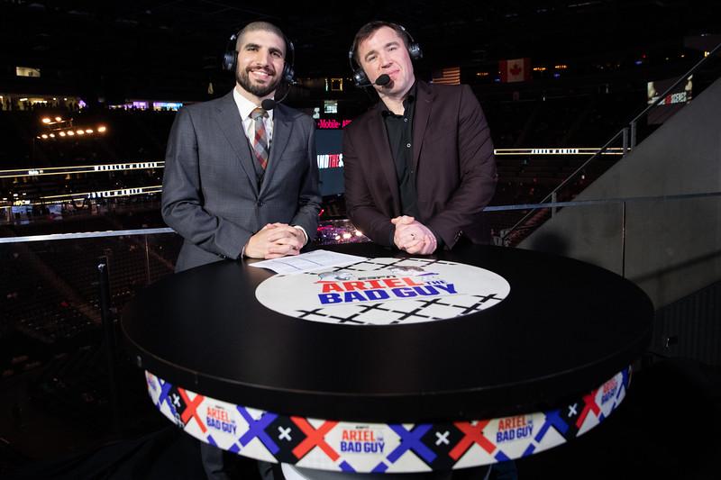 UFC 235 - March 2, 2109