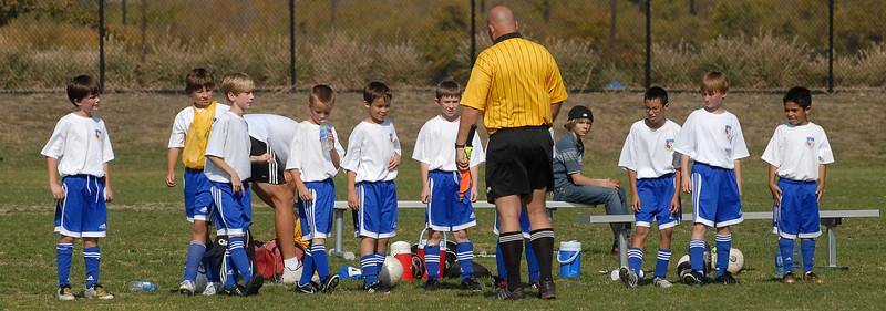 PAL Fall 2008 Game vs Riverplate White