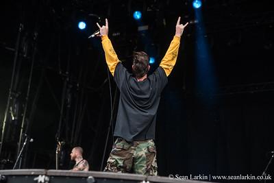 Cancer Bats - Bloodstock Open Air Festival 2019