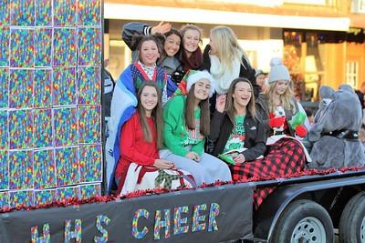 Howe Christmas Parade (pt. 2), 12/9/2017