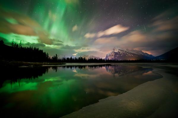 """Flash Frozen"" - 2012-13 Winter in the Canadian Rockies"