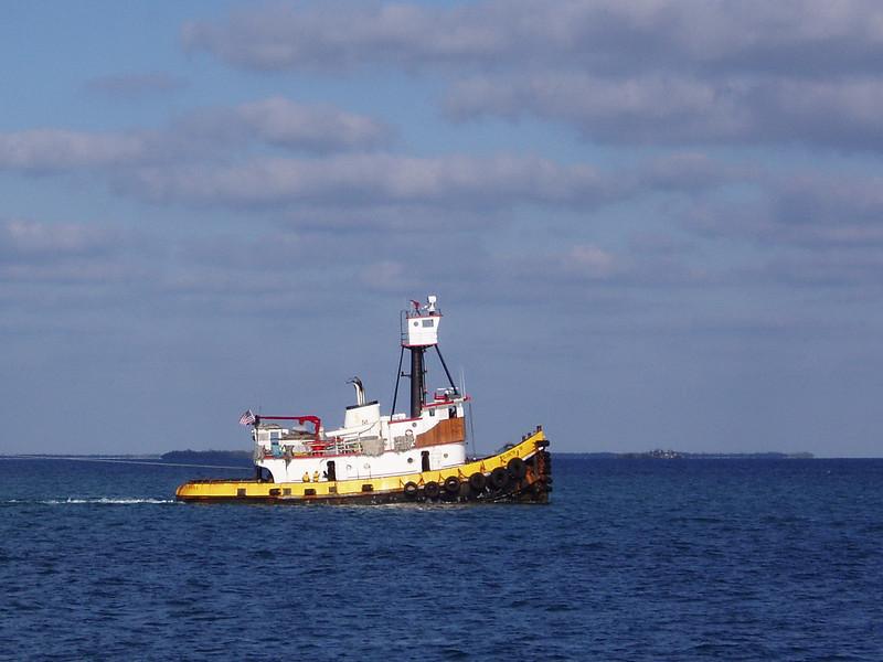 Ocean-going tug boat