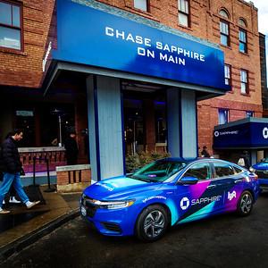 Chase Sundance 2020 Day 1